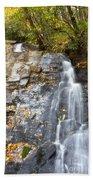 Juney Whank Falls In Nc Bath Towel