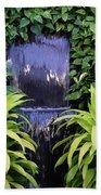 Jungle Waterfall Bath Towel