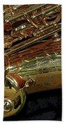 Jupiter Saxophone Bath Towel
