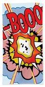 Ka-booom Hand Towel by Gary Grayson