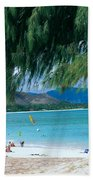 Kailua Beach Park Bath Towel