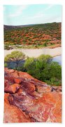 Kalbarri National Park 2am-29388 Bath Towel