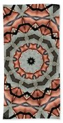 Kaleidoscope 127 Bath Towel