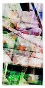 Kaleidoscope Vision Bath Towel