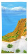 Kauai Hawaii Bath Towel