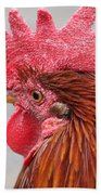 Kauai Rooster Bath Towel