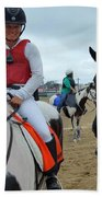 Kaymarie Kreidel And Lisa Mcklveen - Timonium Bath Towel