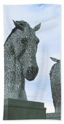 Kelpies Hand Towel