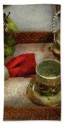 Kettle - Formal Tea Ceremony Hand Towel