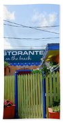 Key West Colors Hand Towel