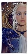Khaleesi Bath Towel