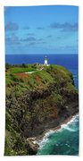 Kilauea Lighthouse Bath Towel
