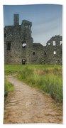 Kilchurn Castle Hand Towel
