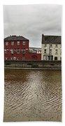 Kilkenny, Ireland Bath Towel
