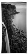 Kilt Rock Waterfall Bath Towel