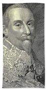 King Of Sweden Bath Towel