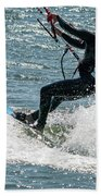 Kite Surfing Bath Towel