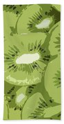 Kiwis Bath Towel