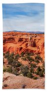 Kodachrome Basin State Park Panorama Bath Towel