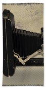 Kodak A 116 Folding Bellows Camera 1921 Bath Towel