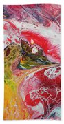 Koi With Friends Hand Towel