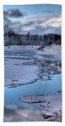 Kootenai Wildlife Refuge 1 Bath Towel