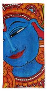 Krishna Bath Towel