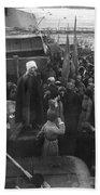 Kronstadt Mutiny, 1921 Bath Towel