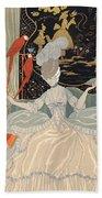 La Comtesse From Personages De Comedie Bath Towel