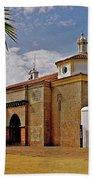 La Rabida Monastery - Huelva Bath Towel