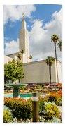 La Temple Gardens Bath Towel