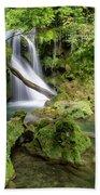 La Vaioaga Waterfall Bath Towel