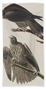 Labrador Falcon Hand Towel