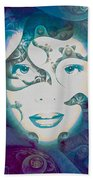 Lady Of The Lake Hand Towel