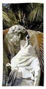 Lady Of The Palms Bath Towel
