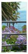 Laguna Beach, Southern California 11 Bath Towel