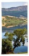 Lake Hayes New Zealand Bath Towel