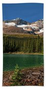 Lake O'hara, Yoho National Park Bath Towel