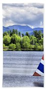Lake Placid Bath Towel