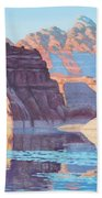 Lake Powell From Shore  Hand Towel