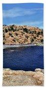 Lake Watson At The Dells 1 - Prescott, Arizona Hand Towel