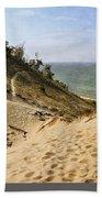 Laketown Dune Panorama Bath Sheet