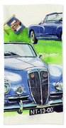 Lancia Aurelia B50 Hand Towel