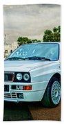 Lancia Delta Hf Integrale Evoluzione Bath Towel