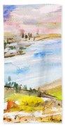 Landscape 3 Bath Towel