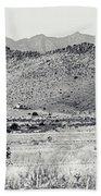 Landscape Galisteo Nm I10u Bath Towel