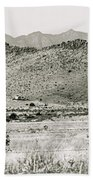 Landscape Galisteo Nm I10v Bath Towel