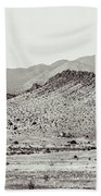 Landscape Galisteo Nm J10c Bath Towel