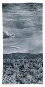Landshapes 34 Hand Towel by Priska Wettstein