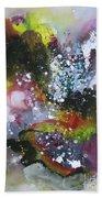 Large Color Fever Art23 Bath Towel